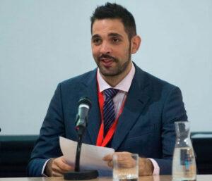 Rubén moreno premio autónomo en navarra 2018